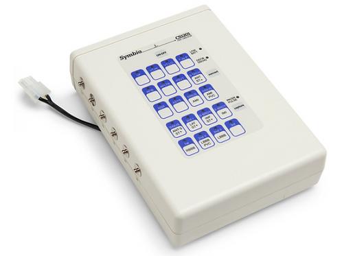 Code Simulator 12-Lead Arrhythmia Simulator - MRL, Welch Allyn R2