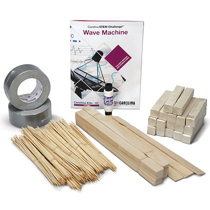 Carolina STEM Challenge®: Wave Machine Kit