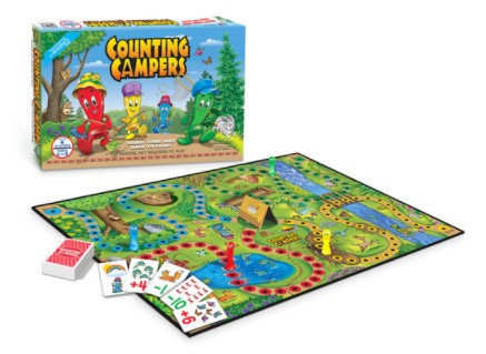 Counting Campers™ Game