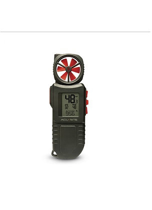 AcuRite® Portable Anemometer with Inspection Light