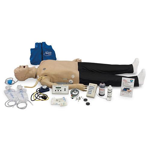 Life/form® Deluxe CRiSis™ Manikin with Interactive ECG Simulator