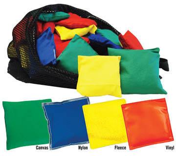 Canvas Bean Bag Mega Class Pack - 48 bean bags and bag