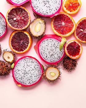 fruits tropicaux