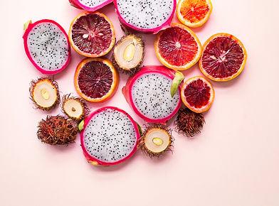 Confitures de fruits éxotiques Maison Marelia