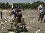 Adaptive Softball