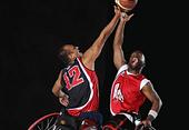 Basketball, Wheelchair Basketball
