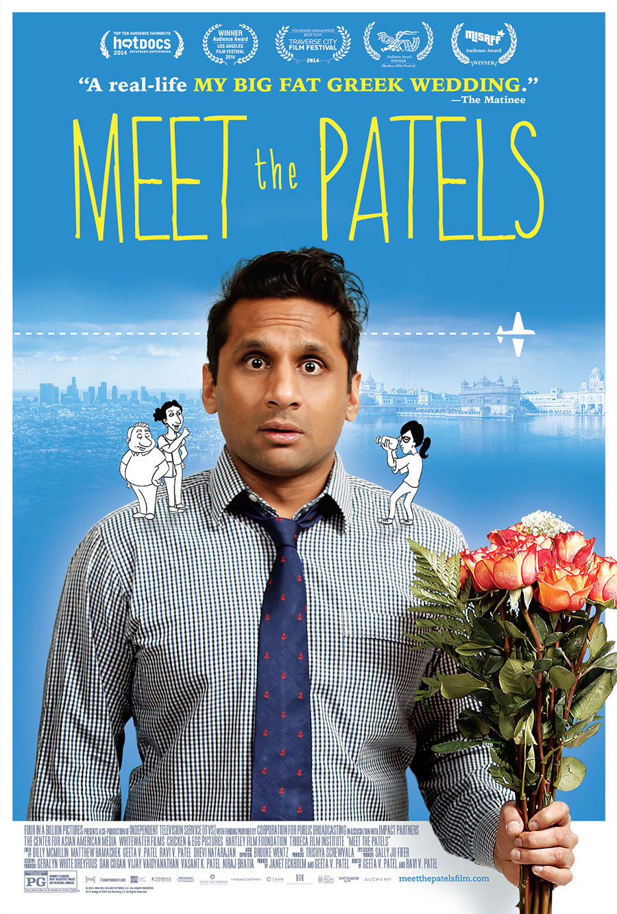 Meet the Patels Hi-Res Poster