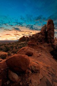 Moab Dawn