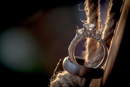 Wedng Ring love detail