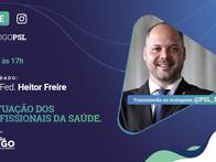 Diálogo PSL - Live 11/06/2020 com Marcos Cintra e Deputado Federal Heitor Freire