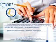 Convite Lançamento do Movimento pelo Imposto Único
