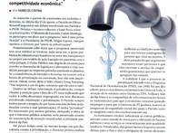 Privatização versus estatização