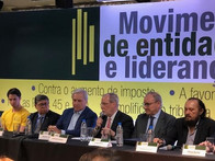 Movimento de entidades e lideranças - Contra as PECs 45 e 110 e a favor do IMF