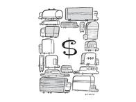 Tributos sobre os preços e os caminhoneiros