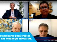 Live: Como se preparar para crescer diante das mudanças climáticas