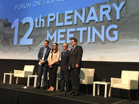 12th Plenary Meeting  of the Forum on Tax Administration