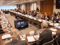 Presidente da Finep participa da reunião da MEI