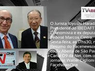 Programa FaceNewsOne - com o Jurista Kiyoshi Harada - 07/08/2020