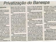 Privatização do Banespa