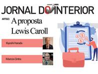 A proposta Lewis Caroll