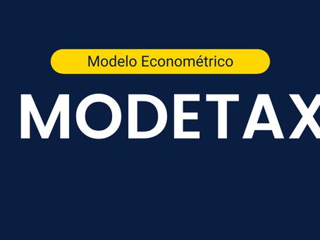 Modelo Econométrico - MODETAX