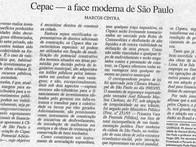 Cepac - A face moderna de São Paulo