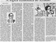 A lógica econômica do feriadão