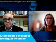 Live: Ciência, tecnologia e inovações como estratégia de Estado
