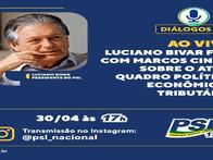 Diálogo PSL - Live 30/04/2020 com Marcos Cintra e Luciano Bivar