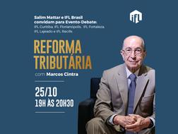 Live: IFL Brasil - Com Salim Mattar