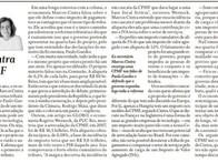 Entrevista para Miriam Leitão 08/08/2020