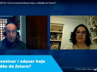 Live: Como ensinar/educar hoje o cidadão do futuro?