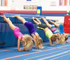 Pre-School Gymnastics Classes