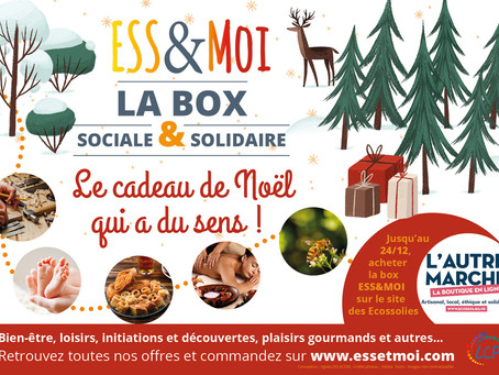 la box ESS&MOI sur l'autre marché en ligne