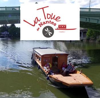 Voguer sur l'Erdre et la Loire