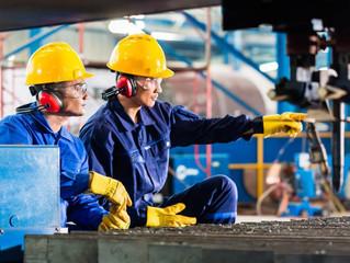 5 dicas para evitar acidentes no trabalho