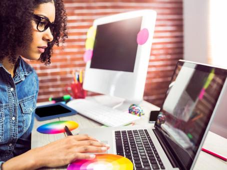 Os 24 tipos de designer e o que eles fazem