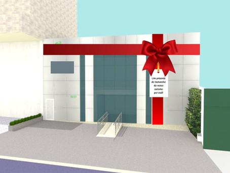 """Case - Campanha """"embala"""" fachada para presente e colore uma das principais avenidas de BH"""