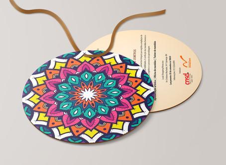 """Ápice desenvolve campanha """"Mandalas"""" para Shopping Minascasa"""