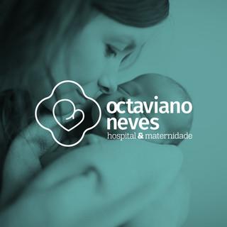 Identidade visual Octaviano Neves