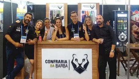 Case - Confraria da Barba na Feira do Empreendedor de São Paulo