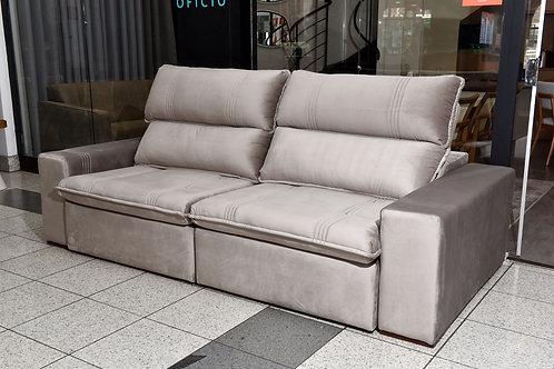 Raro Ofício - Sofá Retrátil 2,5m