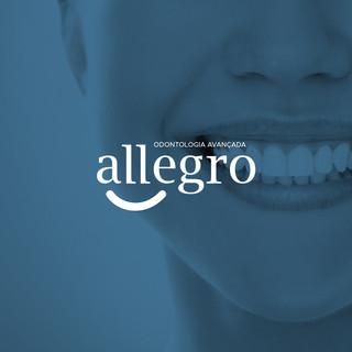 Identidade visual Allegro