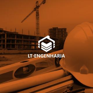 Identidade visual LT Engenharia