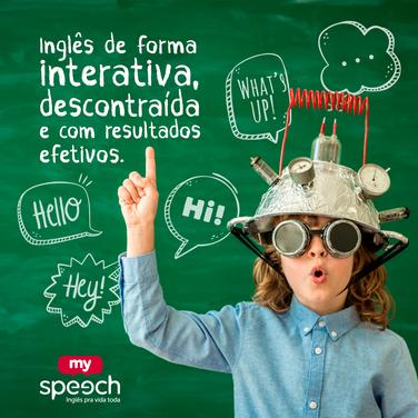 My Speech - Escola de Inglês