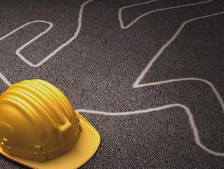 A cada 3 horas e 40 minutos, uma pessoa morre por acidente de trabalho
