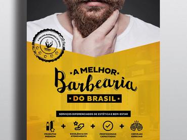 Cartaz Confraria da Barba
