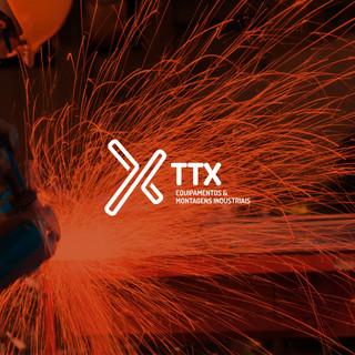 Identidade visual TTX Equipamentos