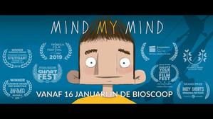 Film Mind My Mind is een treffende, verbeelding van een leven met autisme