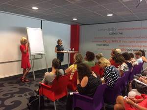 VLOT workshop op de Inspiratiedag van opleiding Professional Organizing